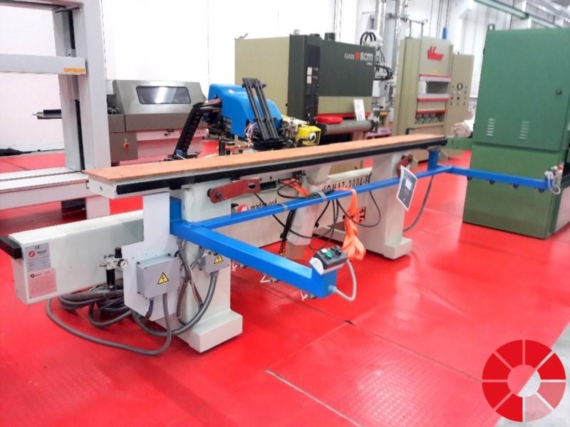 Macchine Per Lavorare Il Legno Usate D Occasione : Tomesani macchine per la lavorazione del legno